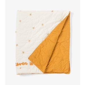 HallmarkField Of Stars Nursery Quilt
