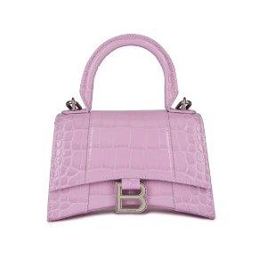 BalenciagaHourglass XS 香芋紫沙漏包