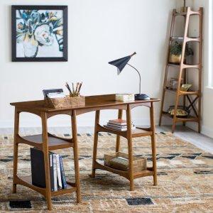 低至7.5折Hayneedle 精选多种风格书桌、工作台热卖
