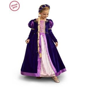 Braided Princess Costume