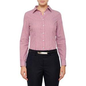 任意4件仅$100女士长袖衬衣 3色可选