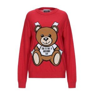 Moschino小熊针织衫