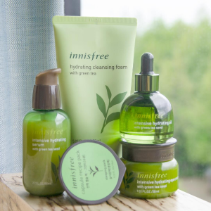Dealmoon Exclusive!40% off the green tea collection! @ Innisfree