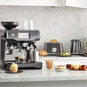 8折起 张静初同款榨汁机$215Breville铂富 品牌特卖 明星胶囊咖啡机$520 百年品质保障