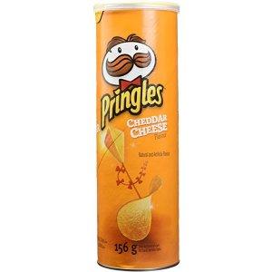 Pringles 芝士奶酪味, 156G