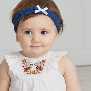 低至3.8折Little Me 婴幼儿服饰促销,剪裁适合小宝宝