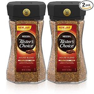 $12.75雀巢 Taster's Choice 首选即溶咖啡 7 Ounce 2 罐