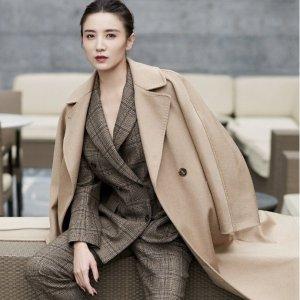 全场5折起 €535收系带大衣年中超级福利 大衣届半壁江山的经典 只能选1件大衣就选它