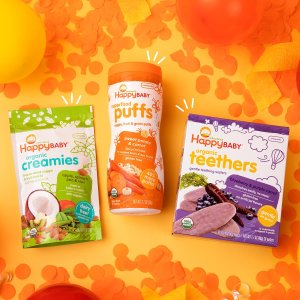 15% OffVitacost Happy Baby Baby Food Sale