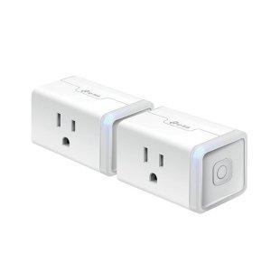 TP-LINK智能插座两只装