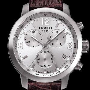 额外$80 $199.99+免税史低价:TISSOT PRC 200 时装男表