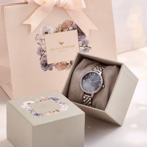 低至5折+额外7.8折 手表£36起Olivia Burton 英伦甜美腕表、首饰套组 新春好价开启