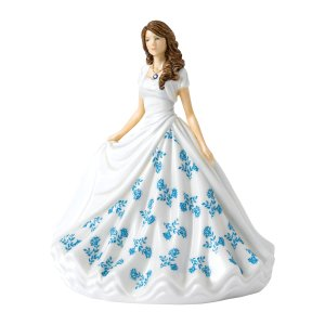 Royal Doulton9月生日娃娃