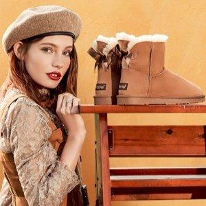 限时1天UGG品牌特卖日 全场低至5折 入冬鞋履保暖扫货趁现在