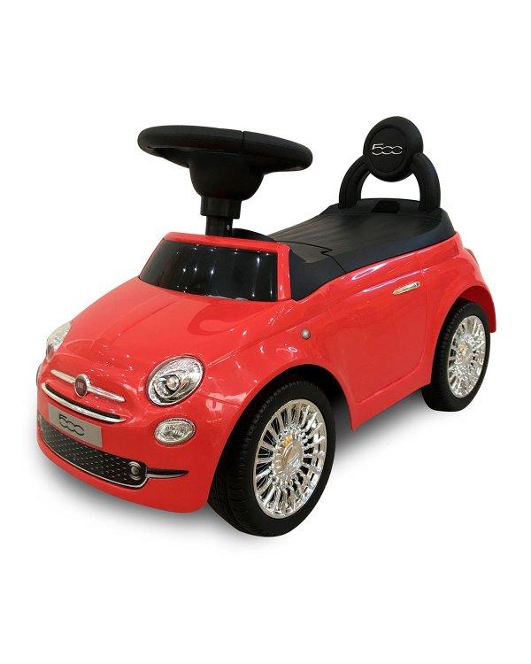 小童 Fiat 500 推行小车,非电动