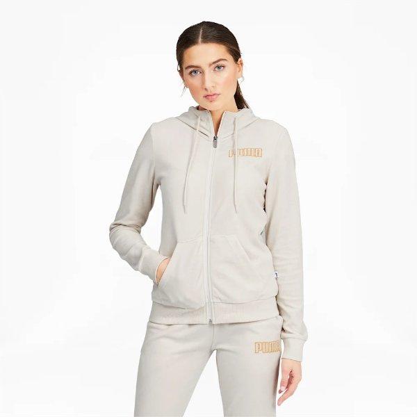 Modern Basics 天鹅绒卫衣