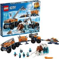 Lego City 系列 北极探索移动基地 60195