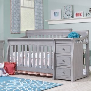 As Low As $379.99Sorelle Tuscany 4 in 1 Convertible Crib Combo