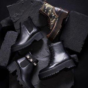 全场7折 入厚底马丁靴Steve Madden 美鞋大促 收小脏鞋、Gucci穆勒鞋平替