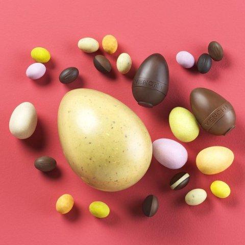 95p 起收Harvey Nichols 复活节美食专区还能买 超可爱巧克力蛋淘花眼
