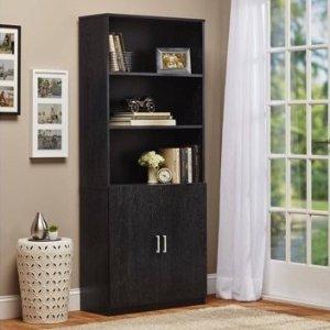 $75.99Ameriwood 3-Shelf Bookcase with Doors