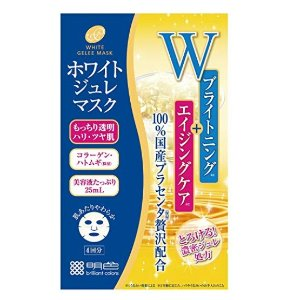 $5.74 / RMB39.4新品 日亚限定 明色 胎盘素美白面膜 4片装 热卖