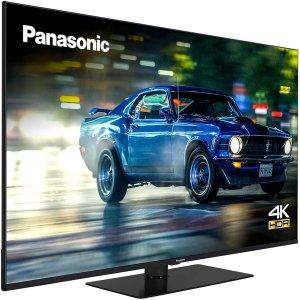 7.5折 £468入封面款闪购:Panasonic 4K高清电视促销 43寸超大屏