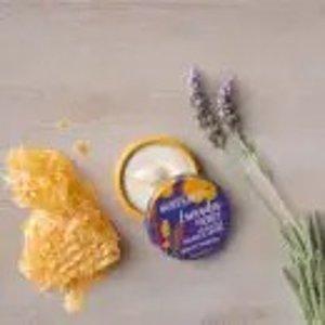 Burt's Bees打造水润双唇,散发柔和光泽!薰衣草润唇膏 11,3g