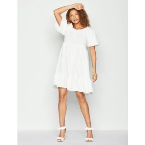 BCBGMAXAZRIAMelanie Babydoll Dress