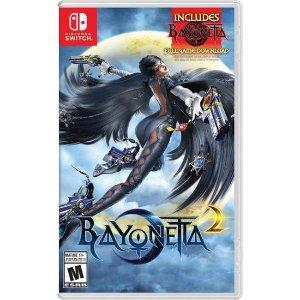 猎天使魔女 2 - Nintendo Switch
