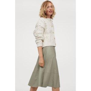 H&M半身裙