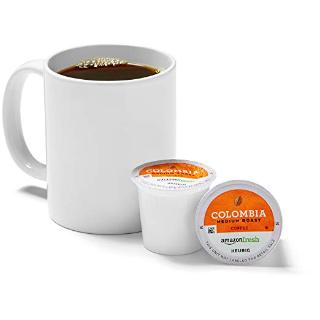 再降价 一杯咖啡$0.17起 销量冠军白菜价:AmazonFresh K-Cup 咖啡胶囊特卖 80颗只要$14.2