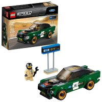 Lego Speed Champions 系列Ford福特Mustang Fastback 75884,183 片