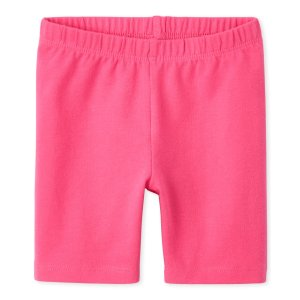 The Children's PlaceBaby And Toddler Girls Mix And Match Knit Bike Shorts