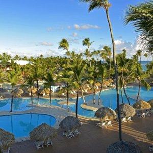 $719 罗德岱堡出发 其他城市可选6天5晚多米尼加一价全包依波罗之星酒店 + 机票套餐