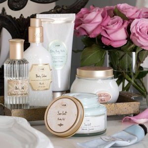 30% off Sitewide + Extra 20% off+ Free Hand Cream with $60 purchase @ Sabon
