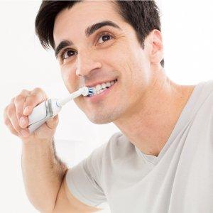 7.9折 €25超划算Oral B 多角度清洁牙刷头好折回归 8支一起好价收