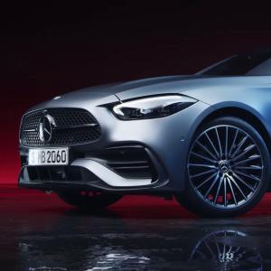 小S到底有多香?新品预告:Mercedes-Benz 全新C级发布 新一代家族式设计 MRA2平台