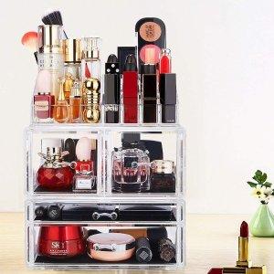 $16.19DreamGenius Makeup Organizer 3 Pieces