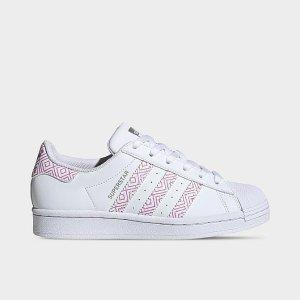 AdidasOriginals Superstar 童靴,码全 成人可穿