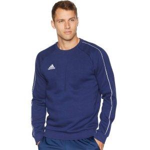 $15.95($45.00) adidas Mens Soccer Core18 Sweat Top