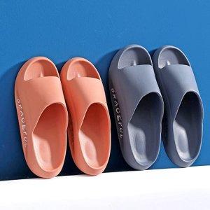 $7.99起Amazon 夏季拖鞋专场 收椰子拖鞋 踩屎感拖鞋