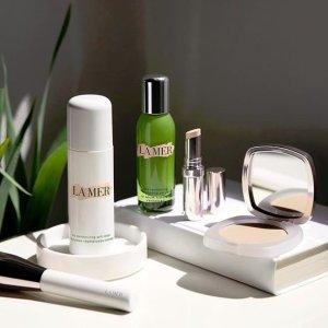 立减$50+送总价值超$339的16件豪礼最后一天:La Mer 护肤美妆产品变相7.5折热卖 入传奇面霜,浓缩精华