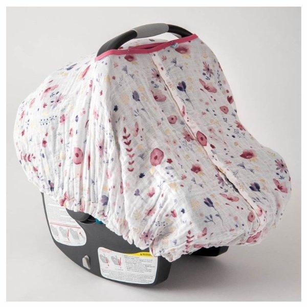 纱布安全座椅遮阳布