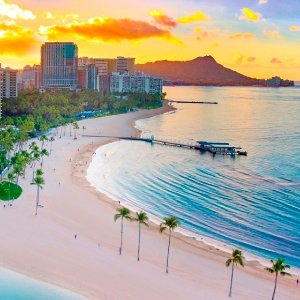 $89起夏威夷 Honolulu 星级酒店特惠