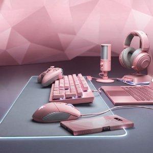 up to $30 offRazer Quartz Pink Edition sale