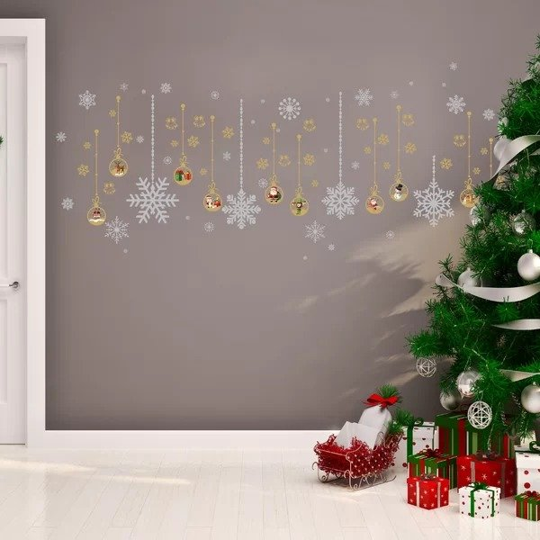The Holiday Aisle® 墙面装饰贴纸