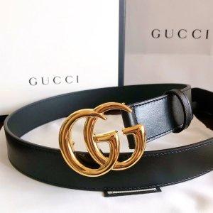 变相4.8折 €160收棕色腰带Gucci 大童款腰带热卖 最大码70cm 细腰妹子闭眼入 手慢无