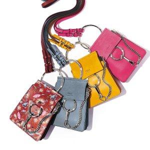 Chloe Faye Artistic Bracelet Bag @ Neiman Marcus