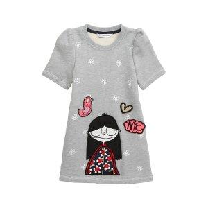 Little Marc Jacobs丑娃连衣裙